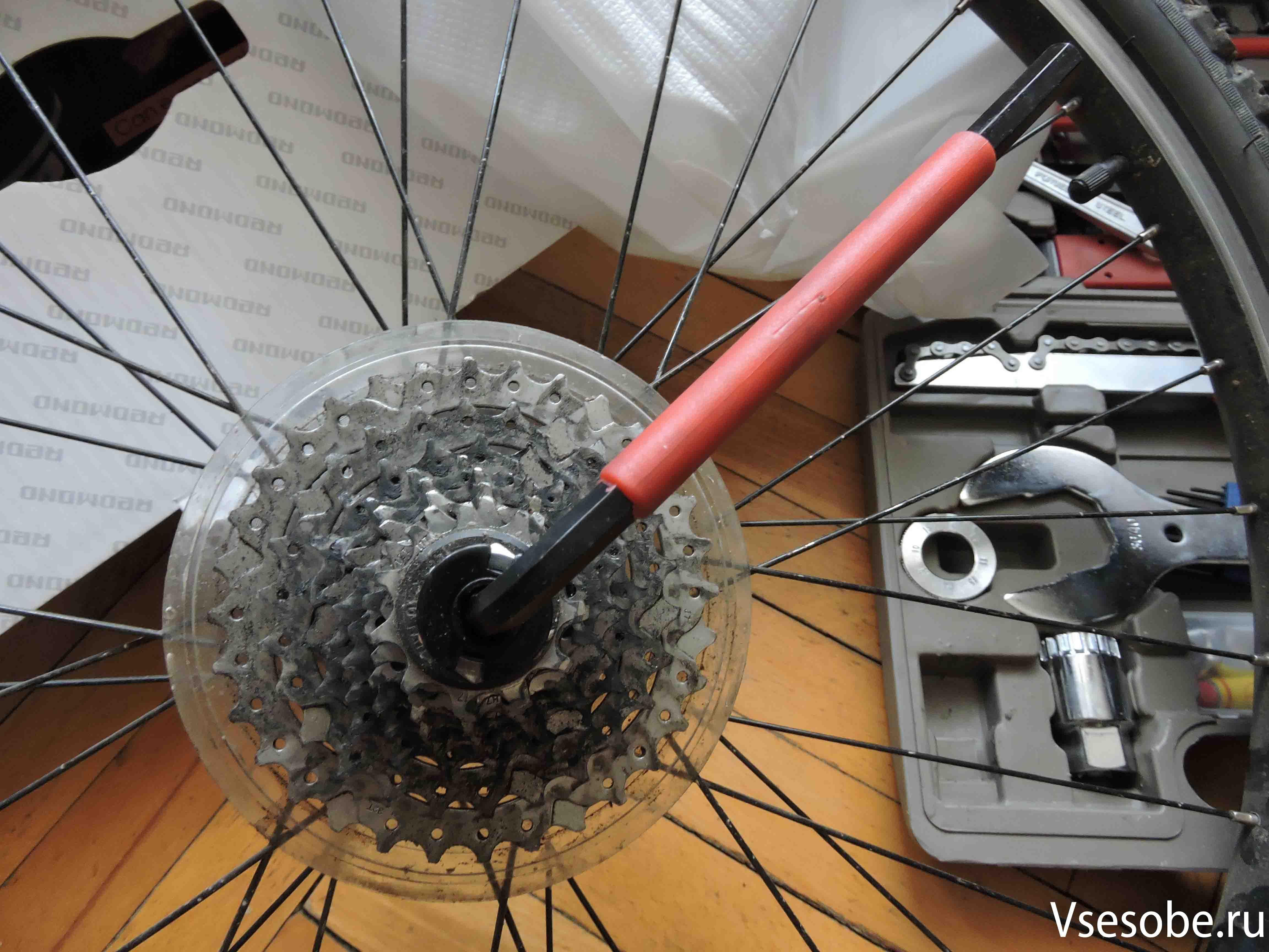 Ремонт детского велосипеда своими руками заднее колесо 52