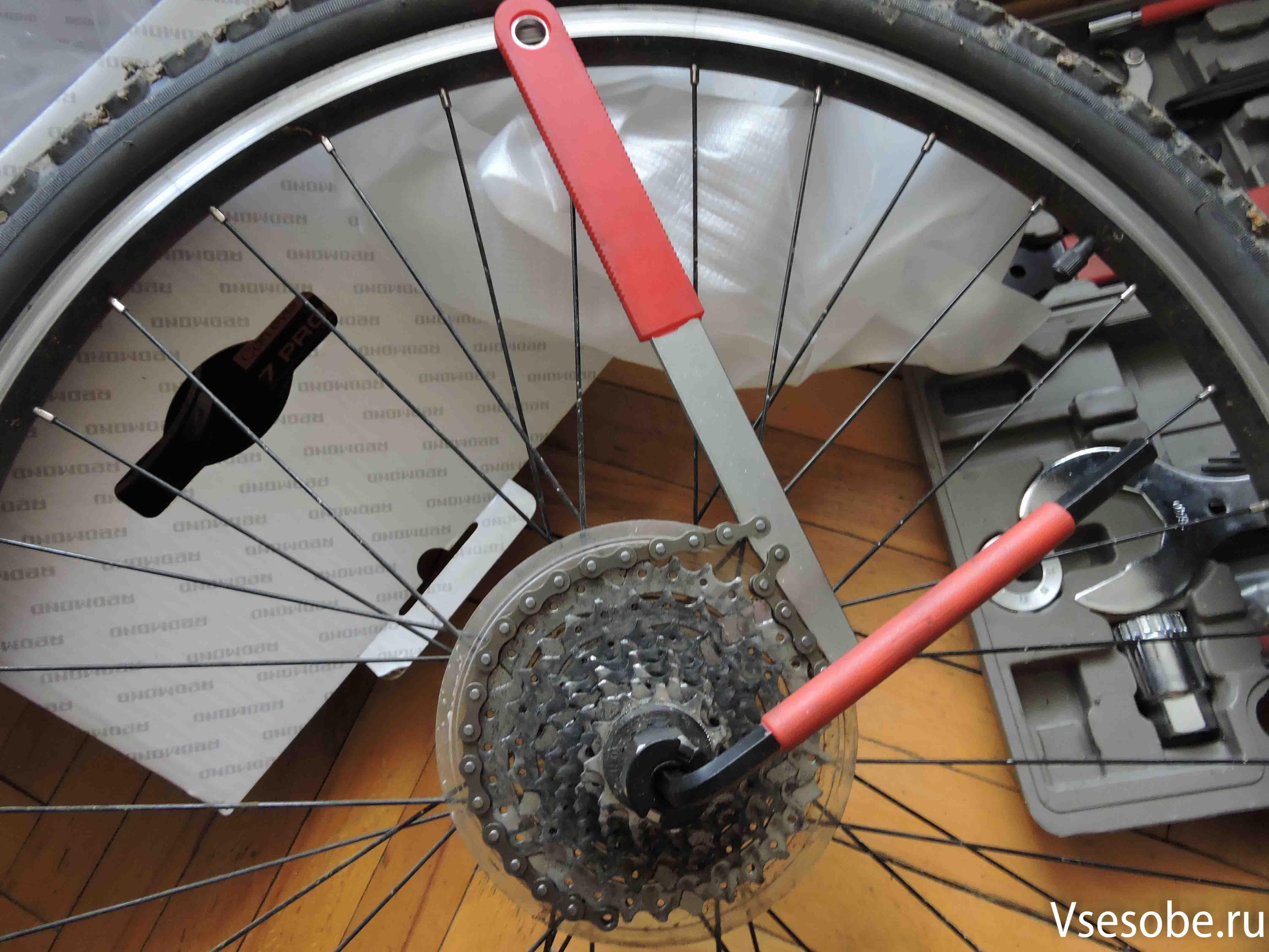 Ремонт детского велосипеда своими руками заднее колесо 19