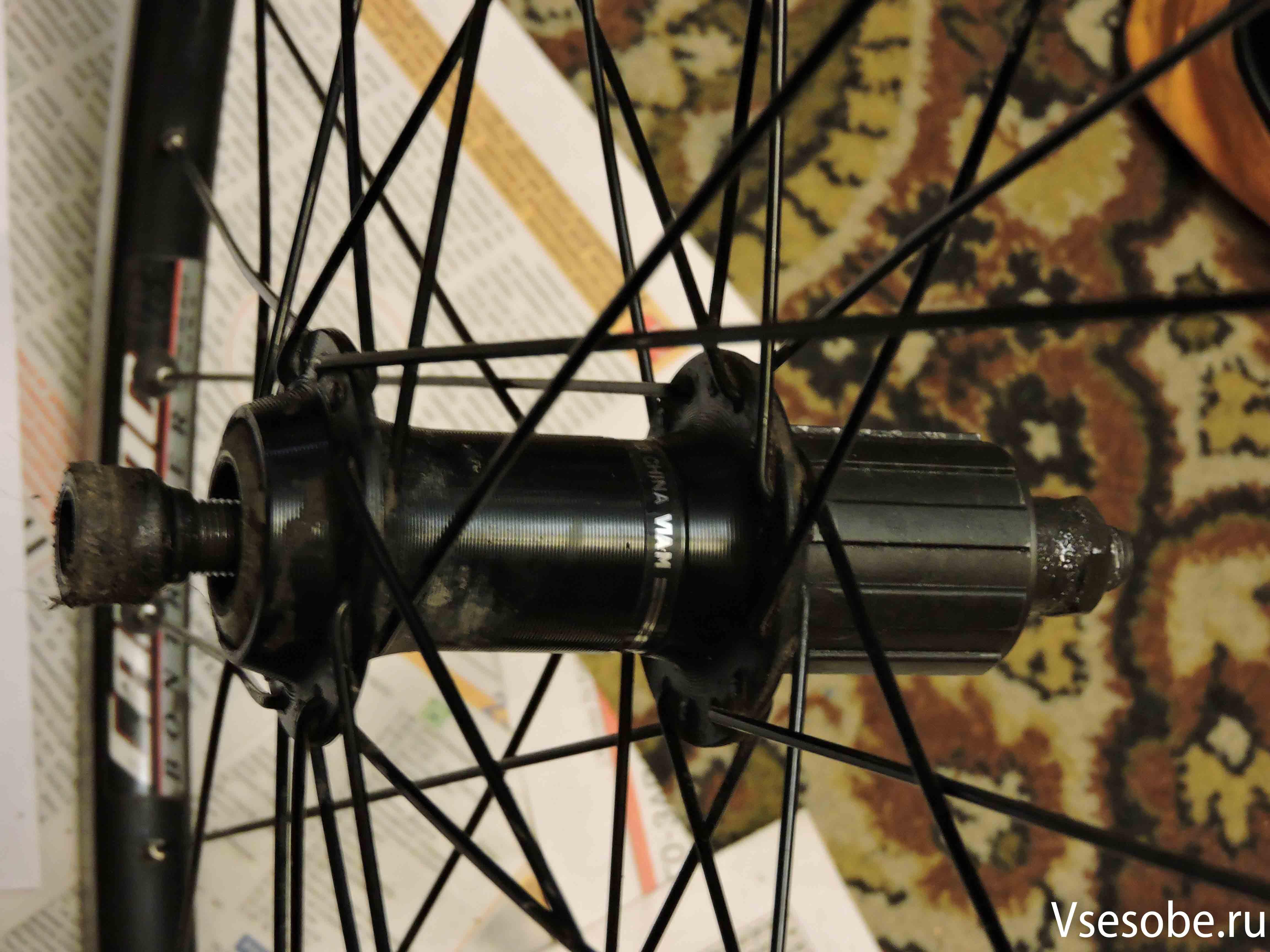 Ремонт велосипеда своими руками это ПРОСТО 1