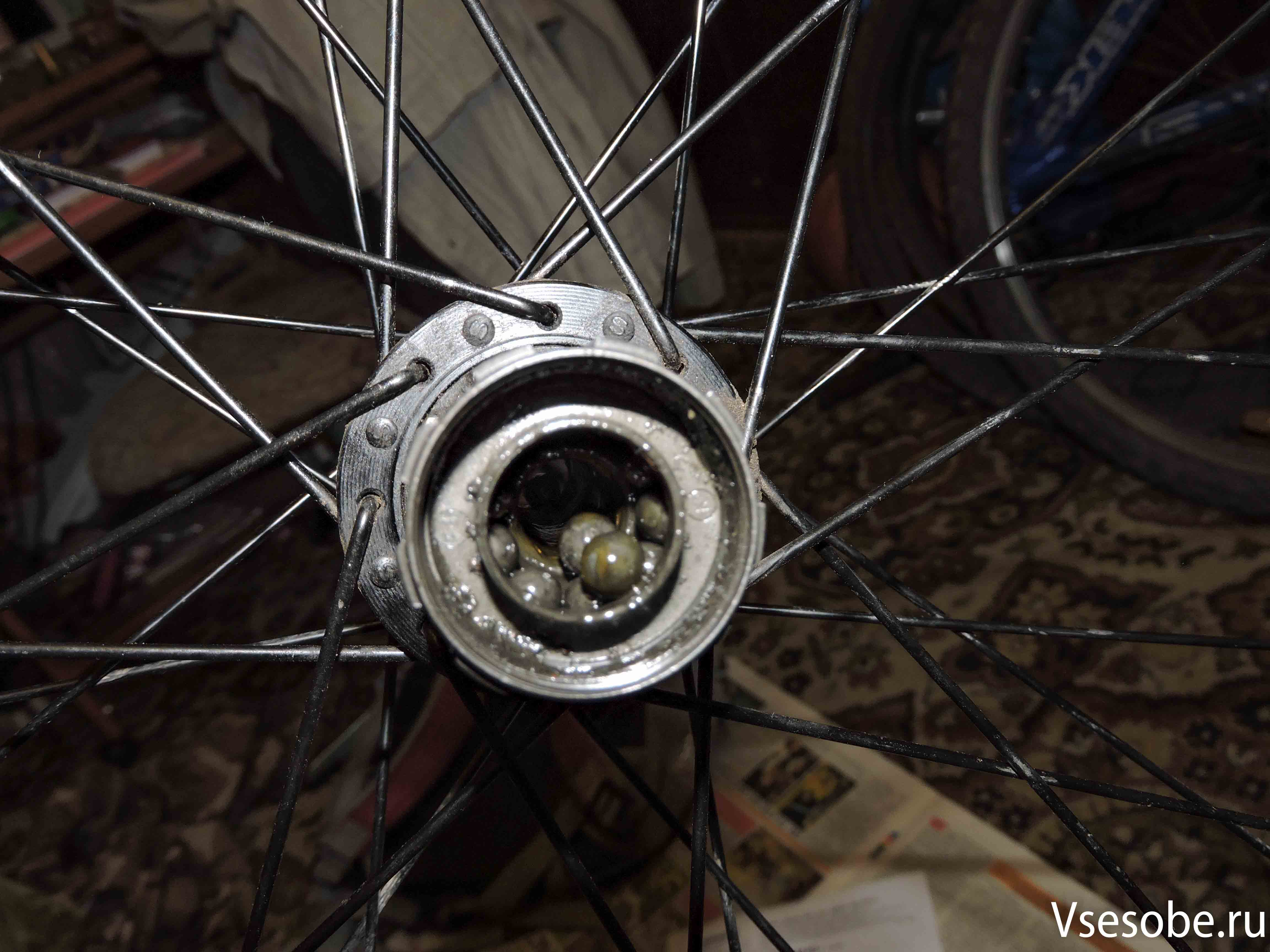 Ремонт детского велосипеда своими руками заднее колесо 38